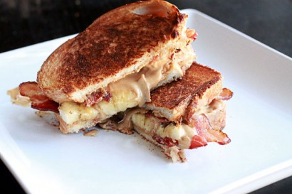 Peanut Butter Banana And Bacon Sandwich Tasty Kitchen A Happy Recipe Community