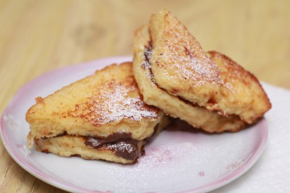 Chocolate French Toast | Tasty Kitchen: A Happy Recipe Community!