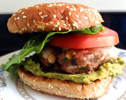 Southwest Turkey Burgers | Tasty Kitchen: A Happy Recipe Community!