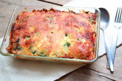 Spinach and Cheese Strata | Tasty Kitchen: A Happy Recipe Community!