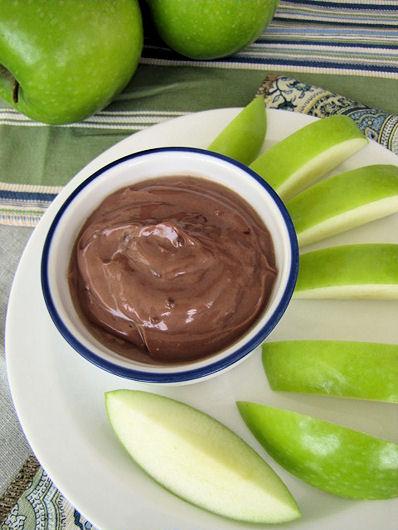 Nutella Greek Yogurt Dip | Tasty Kitchen: A Happy Recipe Community!