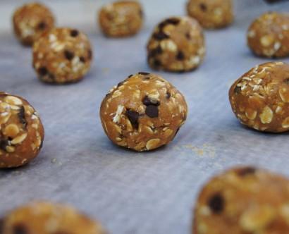 how to make homemade dough balls