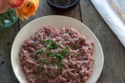 Red Wine Mascarpone Risotto | Tasty Kitchen: A Happy Recipe Community!