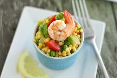 Warm Paella Couscous Salad with Shrimp | Tasty Kitchen: A Happy Recipe ...