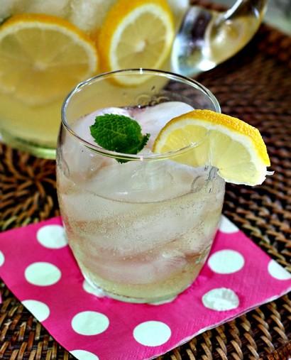 Sparkling Ginger Lemonade | Tasty Kitchen: A Happy Recipe Community!