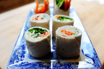 Tortilla Rollups | The Pioneer Woman
