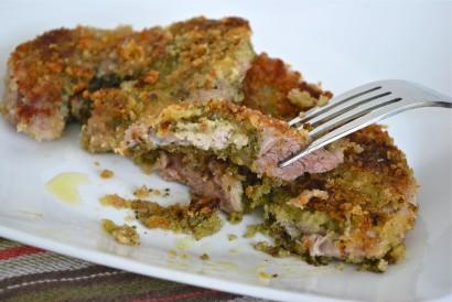 how to make panko pork chops
