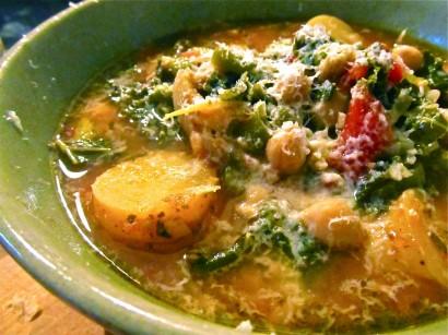 Spring Minestrone Soup | Tasty Kitchen: A Happy Recipe Community!