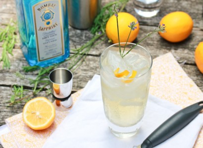 Lavender Meyer Lemon Tom Collins | Tasty Kitchen: A Happy ...
