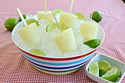 Margarita Popsicles | Tasty Kitchen: A Happy Recipe Community!