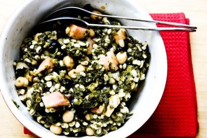 Heat Wave Summer Salad! | Tasty Kitchen: A Happy Recipe ...