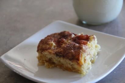 Mini Cinnamon Peach Scones   Tasty Kitchen: A Happy Recipe ...