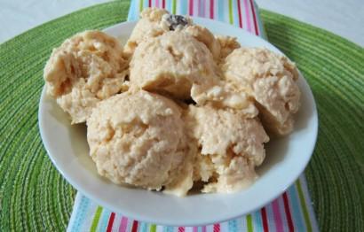 Banana Peanut Butter Frozen Greek Yogurt | Tasty Kitchen: A Happy ...