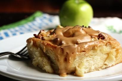 Caramel Apple Sticky Buns | Tasty Kitchen: A Happy Recipe Community!