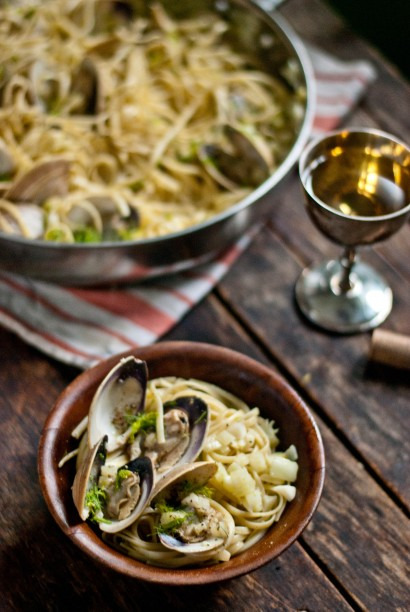 Linguine with Fennel and Clams | Tasty Kitchen: A Happy Recipe ...