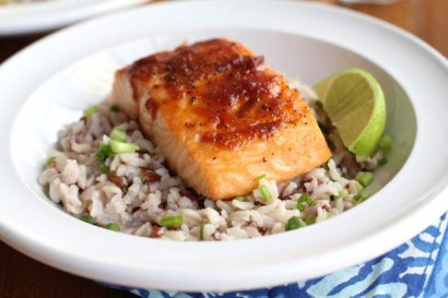 how to make coconut brown rice in a rice cooker