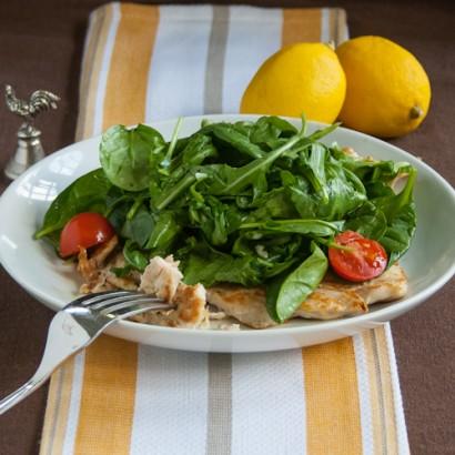 Chicken Paillard With Lemon Salad Tasty Kitchen A Happy Recipe Community