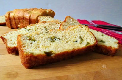 Jalapeno Cheese Quick Bread Tasty Kitchen A Happy