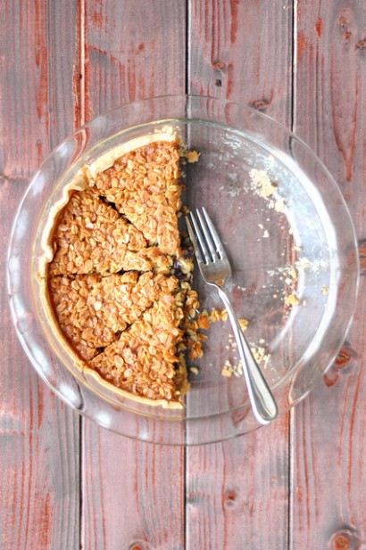 Chocolate Chip Oatmeal Pie | Tasty Kitchen: A Happy Recipe Community!