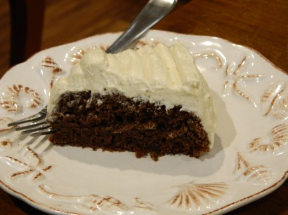 Chocolate Beet Cake With Buttercream Frosting Tasty