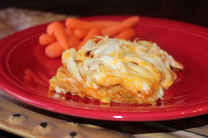 Chicken Tamale Bake | Tasty Kitchen: A Happy Recipe Community!