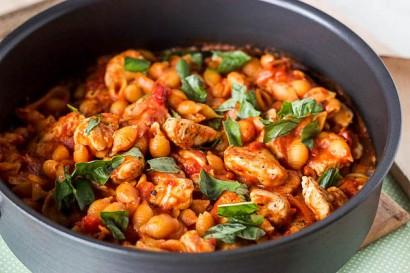 Italian Chicken Quinoa Pasta