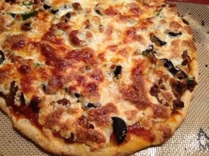 no fail pizza dough bread machine tasty kitchen a happy recipe