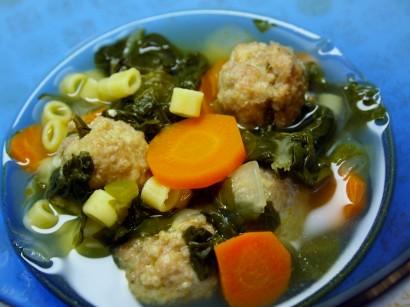 Italian Wedding Soup Natalie S Kitchen