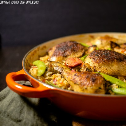 Baked Chicken Paella Tasty Kitchen A Happy Recipe Community