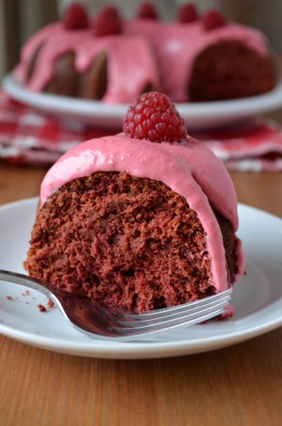 Red Velvet Beet Cake With Raspberry Cream Cheese Frosting | Tasty ...