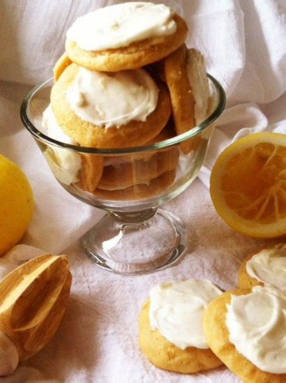 Fashioned Lemon Cookie Recipe: Old Fashioned Lemon Cookies