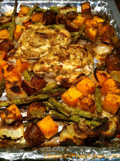 how to cook perfect roast veggies