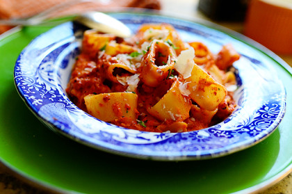Quick And Easy Roasted Red Pepper Pasta The Pioneer Woman