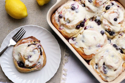 Found: The Lemon Sweet Roll Recipe Your Weekend Brunch Has BeenMissing