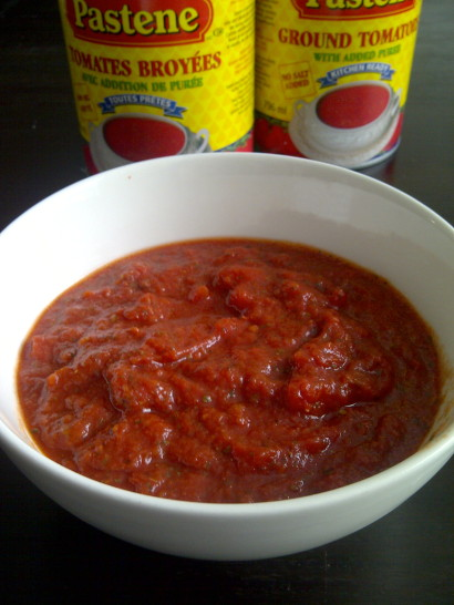 Pastene 5-Minute Marinara (with 5-Second Option for Pizza Sauce