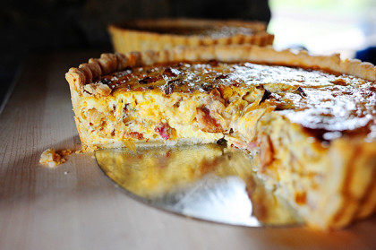Cowboy Quiche The Pioneer Woman