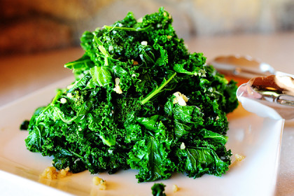how to cook kale recipes
