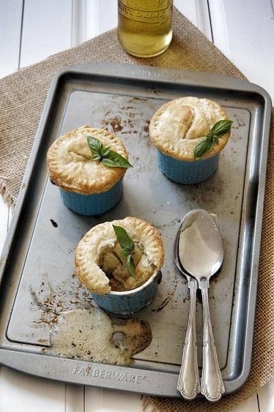 Veggie Pot Pies with White Sauce | Tasty Kitchen: A Happy Recipe ...