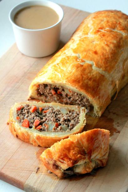 Minced Beef Wellington Tasty Kitchen A Happy Recipe