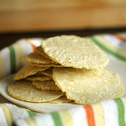 Easy Homemade Corn Tortillas | Tasty Kitchen: A Happy Recipe Community ...