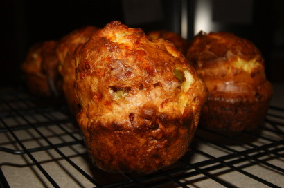 Easy Cheesy Popovers | Tasty Kitchen: A Happy Recipe Community!