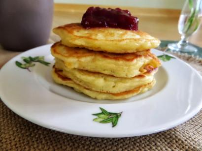 Sweet Corn Pancakes | Tasty Kitchen: A Happy Recipe Community!