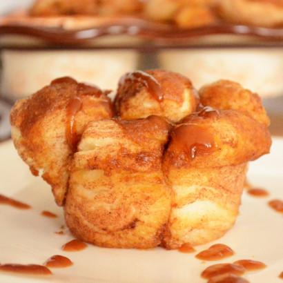 Pumpkin Spice Monkey Bread Muffins | Tasty Kitchen: A Happy Recipe ...