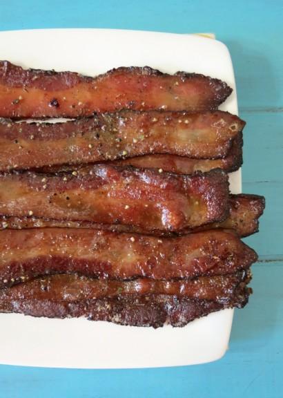 Baked Maple-Glazed Bacon | Tasty Kitchen: A Happy Recipe Community!
