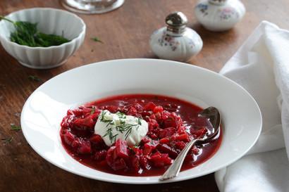 Borscht Russian Style Beet Soup Tasty Kitchen A Happy Recipe Community