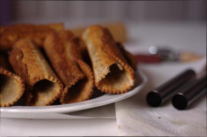 Gluten-Free Cannoli Shells | Tasty Kitchen: A Happy Recipe Community!