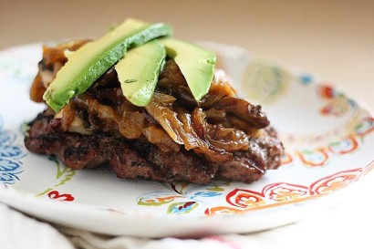 Chipotle Caramelized Onion and Mushroom Burgers (Paleo) | Tasty ...