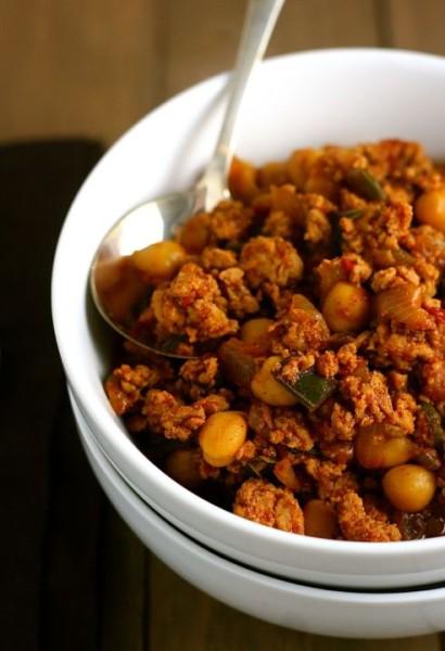Spicy Turkey And Chickpea Chili Tasty Kitchen A Happy Recipe Community