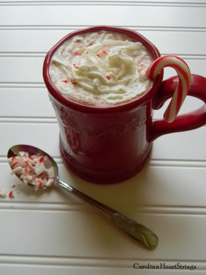 Peppermint Hot Chocolate | Tasty Kitchen: A Happy Recipe Community!