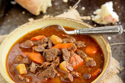 Slow Cooker Hungarian Goulash Tasty Kitchen A Happy Recipe Community